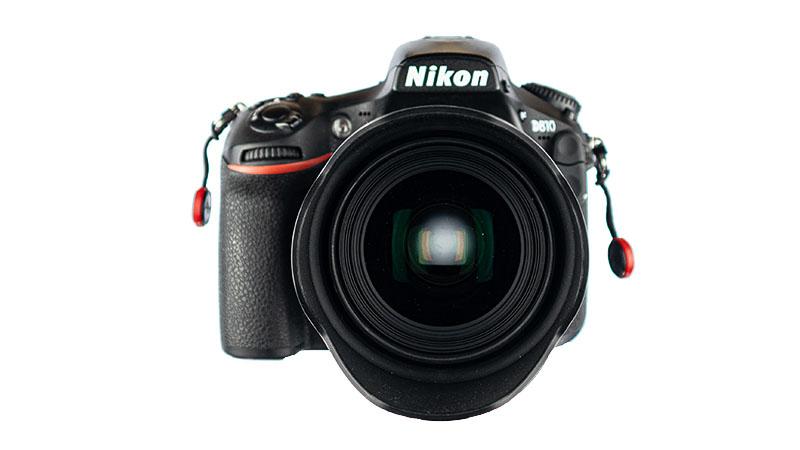 Die Nikon D810 ist eine super Kamera für Hochzeitsfotografen