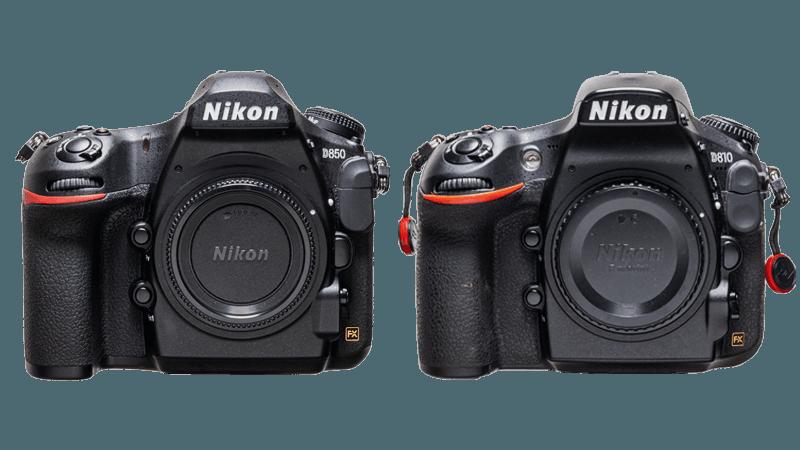 Zwei Kameras für Hochzeitsfotografen: Nikon D850 und D810