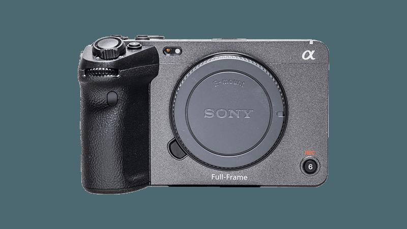 Videokamera für Hochzeitsvideografen: Sony FX3